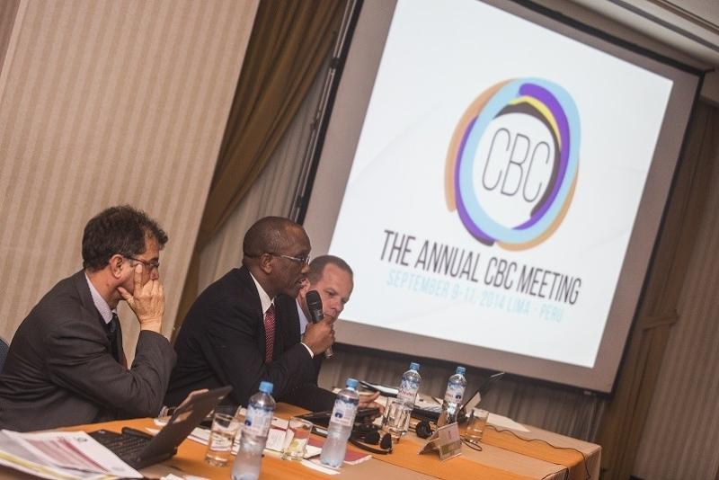 CBC Chairman Kimi Makwetu (AG of SAI South Afica) Delivered Presentation